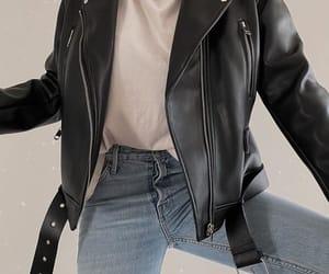 leather jacket image