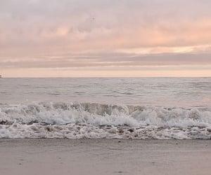 Sunset at beach 🌊