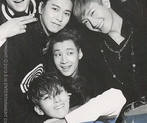 donghae, shindong, and super junior image