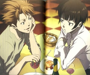 anime, kagari shuusei, and prints image