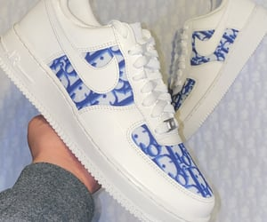 AF1, chic, and air force 1s image