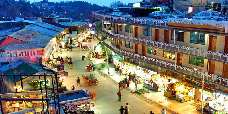 article, murree destinations, and visit to murree image