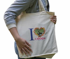 eco friendly bags, painted hills canada, and protect our deer image