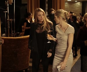 blake lively and kelly rutherford image