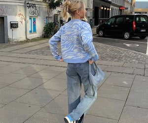 accessories, casual, and walking image