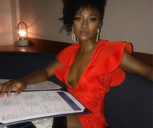 black women, dreadlocks, and goals image