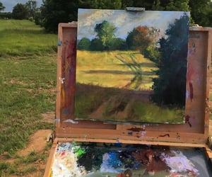 adventure, artwork, and Oil Painting image