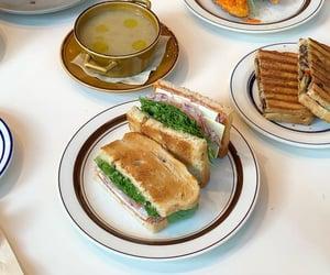 brunch, food, and minimal image