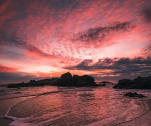 beautiful places, clouds, and colorful image