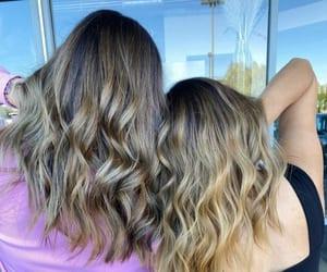 beauty, salon, and hair salon image
