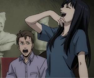 anime, junji ito, and tomie image