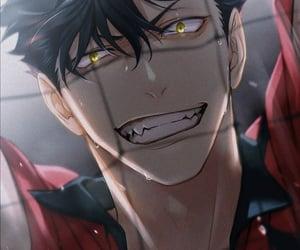 anime, haikyuu, and kuroo image