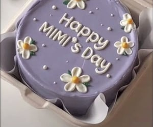 korean, cute, and lunchbox cake image