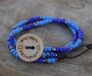 etsy, boho bracelet, and unisex bracelet image