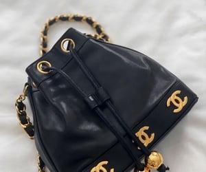 bags, chanel bag, and fashion image