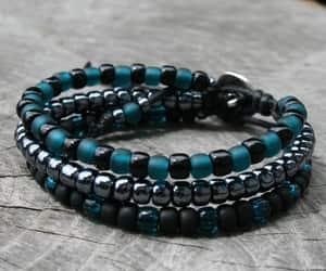 etsy, beaded bracelet, and boho bracelet image