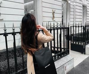 bag, fashion, and french image
