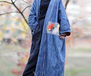 robe, warm coat, and padded coat image