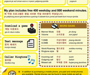 korean, learn, and language image
