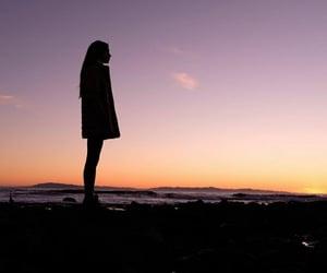 girls, light, and adventure image