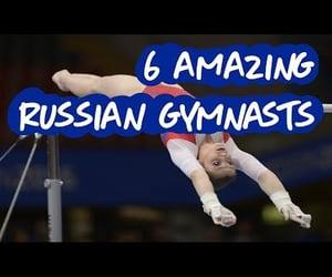 gymnastics, sports, and aliya mustafina image