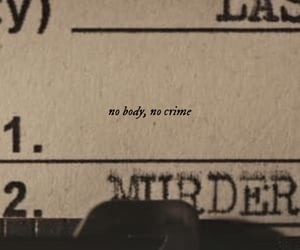 folklore, evermore, and no body no crime image