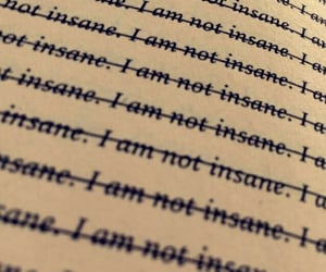 book, shatter me, and depression image