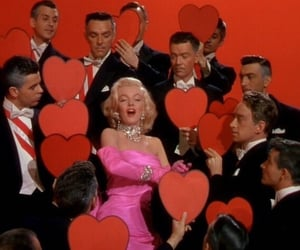 cinema, vintage, and Gentlemen Prefer Blondes image