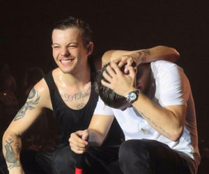 frienship, liam payne, and louis tomlinson image