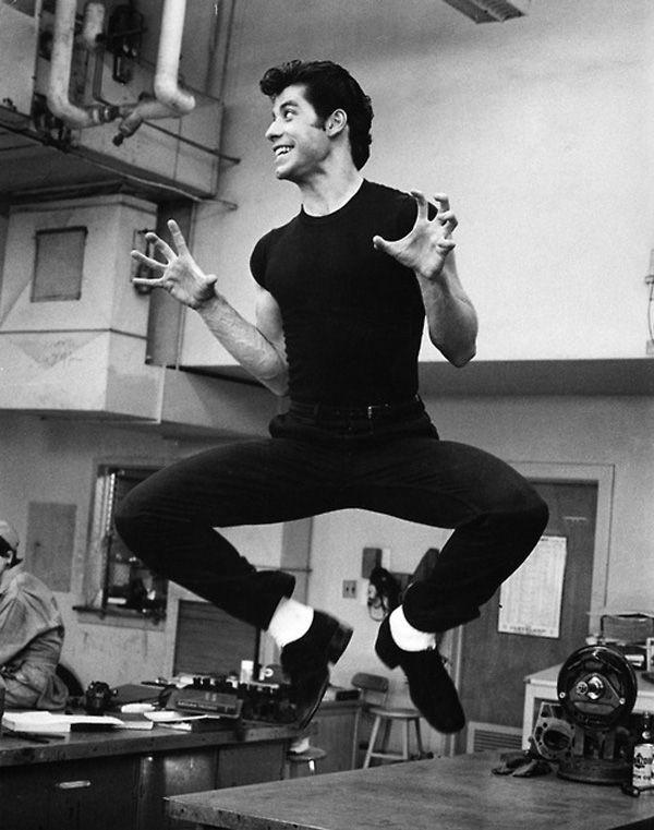 John Travolta, actor, and celebrity image