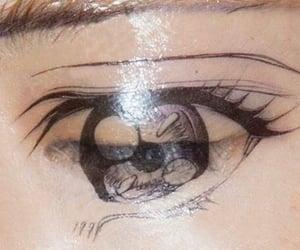 anime, twt, and eye image