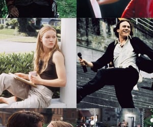 comedy, heath ledger, and 10 things i hate about you image