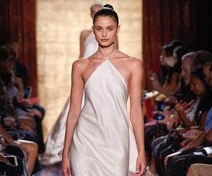 taylor hill, fashion, and runway image