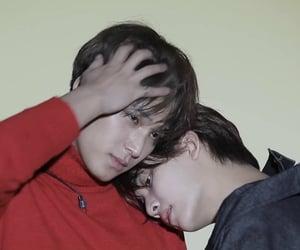 mingyu & jeonghan