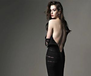 Anne Hathaway, nice, and fashion image