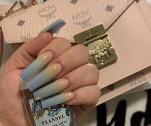 lux, mcm, and nails image