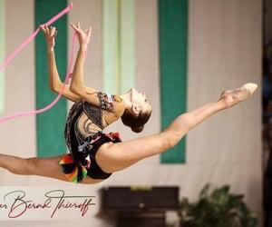 rope, kanaeva, and rhythmic gymnastic image