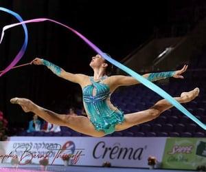 ribbon, rhythmic gymnastic, and rivkin image