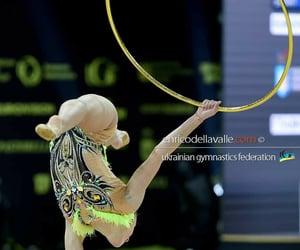hoop, salos, and rhythmic gymnastic image