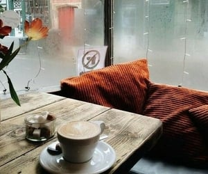 Enjoy a cup of hot coffee and sound of rain.  @eve365