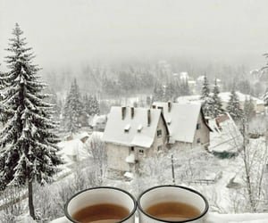 beverages, coffee, and cold image