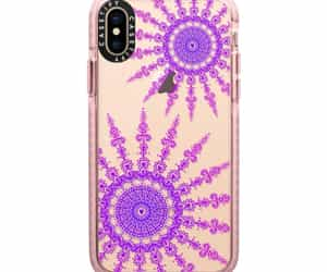 mandala, clearcase, and purple image