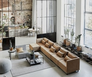 A Bright Industrial Loft Decorated With House Doctor's Spring/Summer Collection - The Nordroom