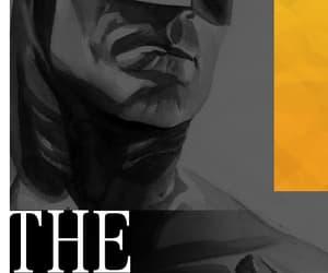 bruce wayne, art, and batman image