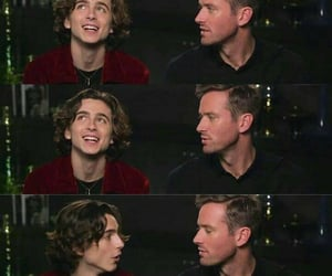 timothee and armin image