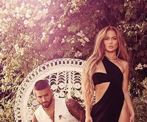 girl, pretty, and Jennifer Lopez image
