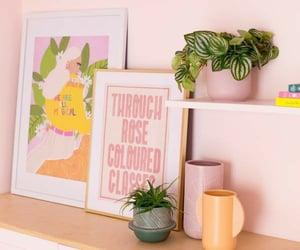 girly, room decor, and room idea image