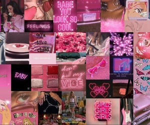 aesthetic, baby, and girly image