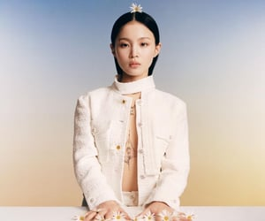 asian, korean, and singer image