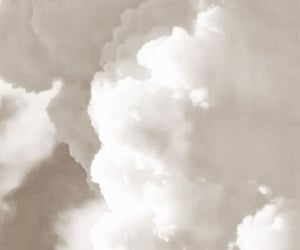 clouds and white image